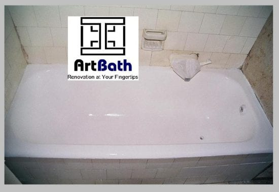 חידוש אמבטיה קיימת עם ארטבט