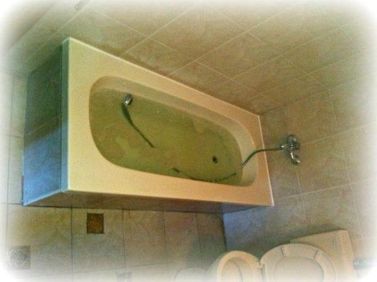 הלבשת אמבטיה מחיר מוזל